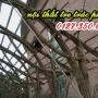 thi công nhà tre mái lá uốn cong